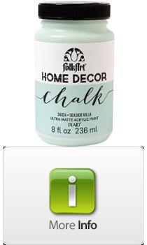 Home Decor Chalk Paint Seaside Villa